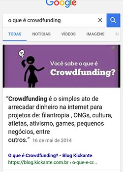 Posição Zero do Google para Perguntas - Quick Answer