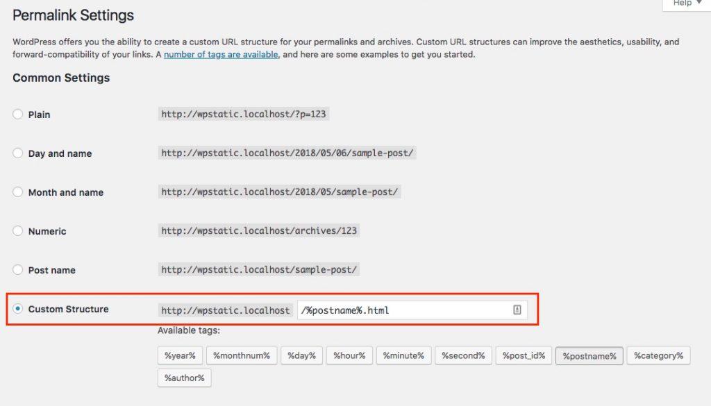 Configurar URLs Amigáveis